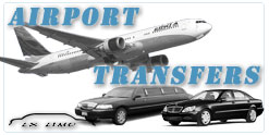 Atlantic City Airport Transfers and airport shuttles