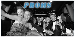 Atlantic City Limousine for Prom