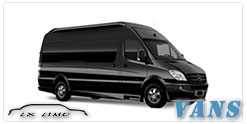 Atlantic City Luxury Van service