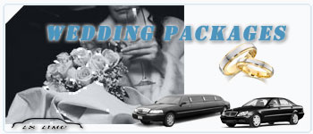 Atlantic City Wedding Limos