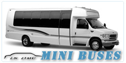Mini Bus rental in Atlantic City, NJ