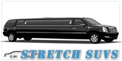 Atlantic City wedding limo