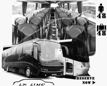 Atlantic City coach Bus for rental | Atlantic City coachbus for hire