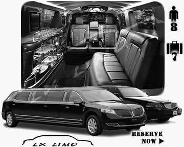 Limo from Atlantic City airport